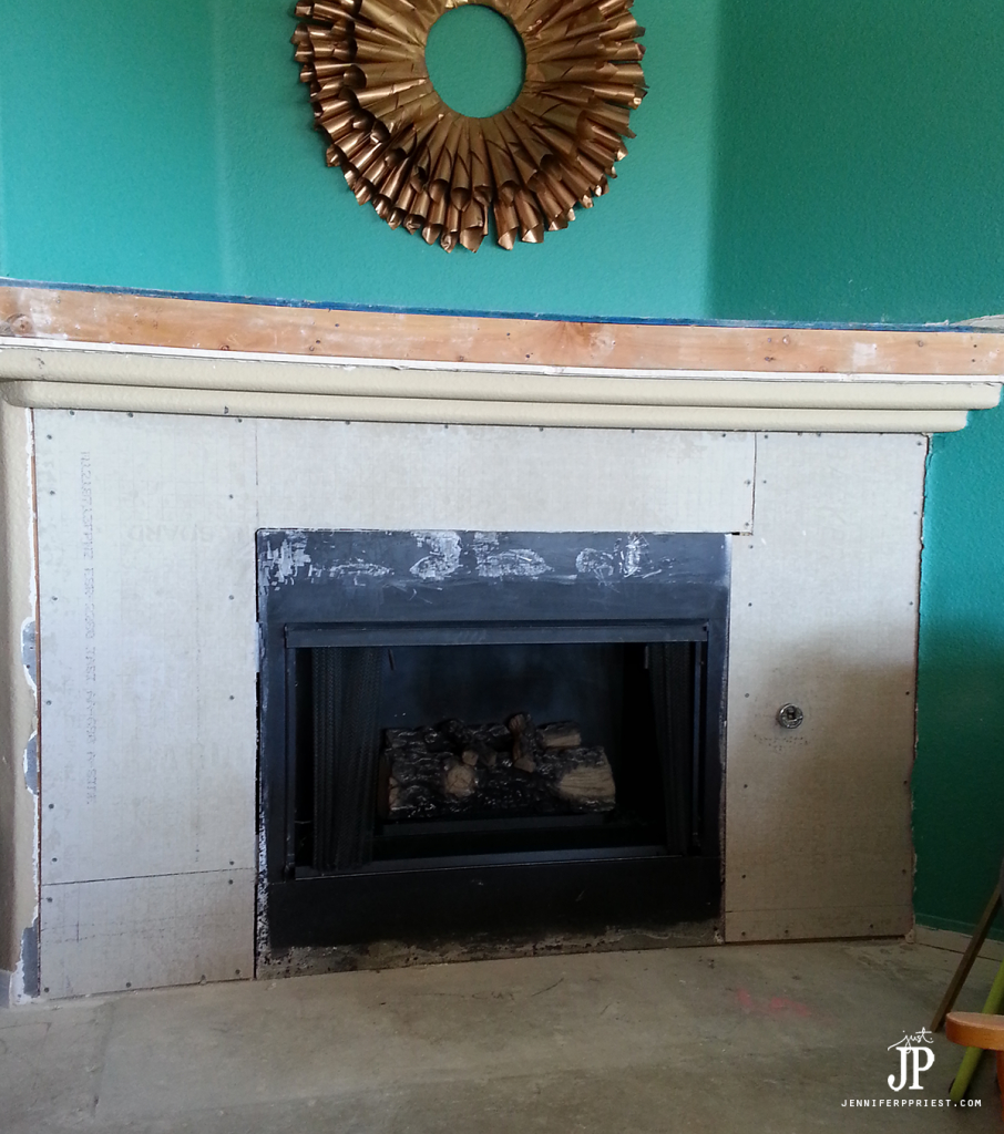 Remove-drywall-for-Mantel-replacement-jenniferppriest