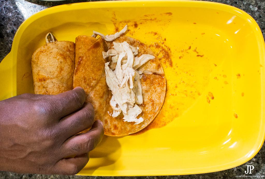 Chicken-Rolled-Enchiladas