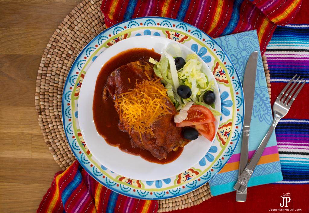 authentic chicken enchiladas recipe