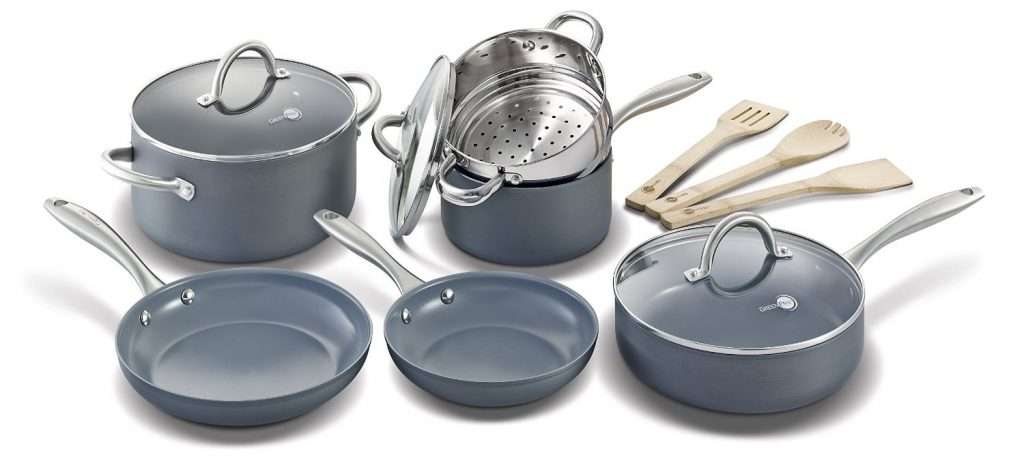 What to buy on PrimeDay - GreenPan Set for HALF OFF!
