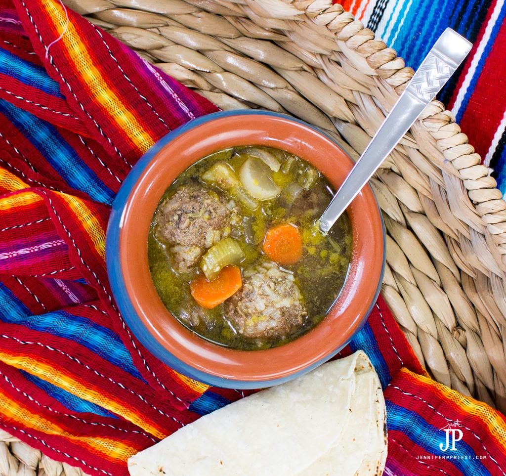 Homemade-Albondigas-Soup