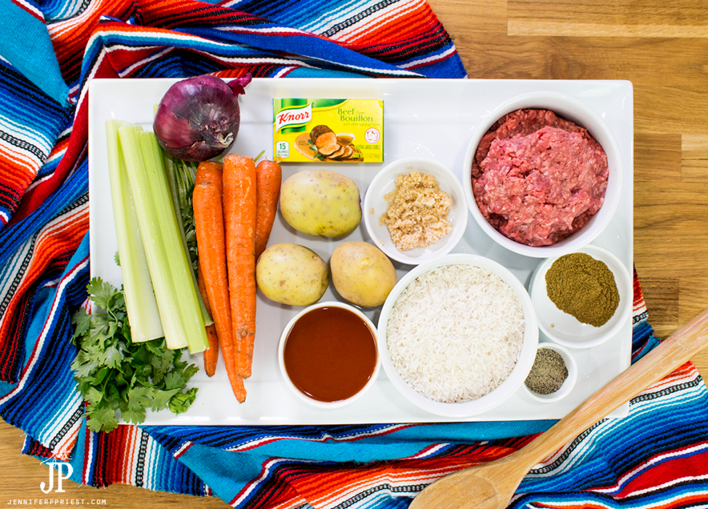 Ingredients-for-Albondigas-Soup
