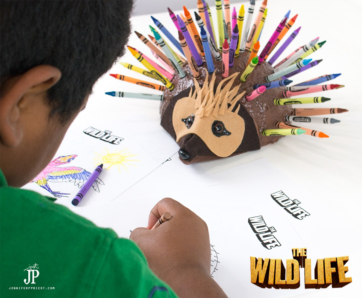 Coloring-Pages-with-DIY-Crayon-Holder-The-Wild-Life-movie-jenniferppriest