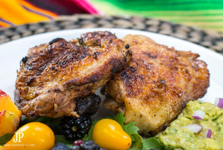 Lime Marinated Chicken Recipe #PruebaElSaborDeKnorr