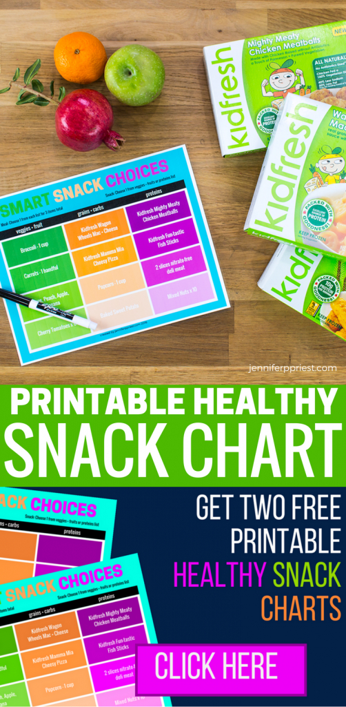 #KeepingMomsCool [AD] Back to school is BUSY. Help the kids eat healthy with this FREE printable snack and meal planning chart, featuring new Kidfresh meals at Target. Printable by jenniferppriest at http://jenniferppriest.com/mom-hack-printable-snack-chart-for-back-to-school