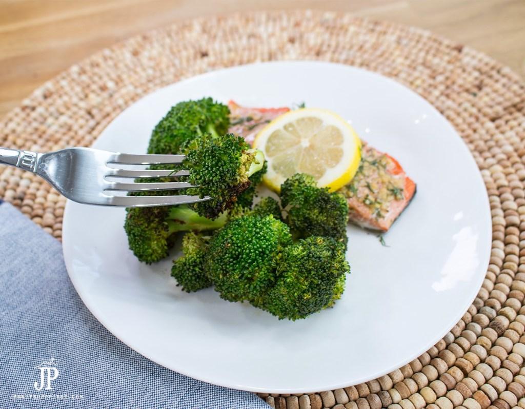 grilled-broccoli-and-cedar-plank-salmon-jenniferppriest