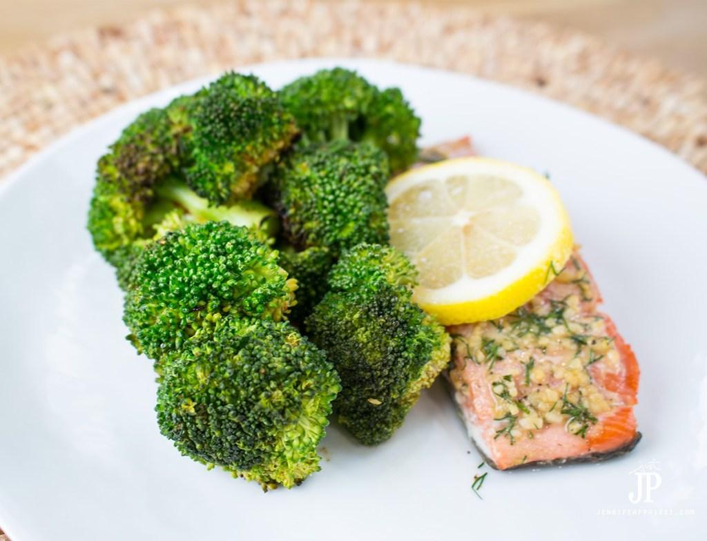 grilled-broccoli-with-salmon-jenniferppriest
