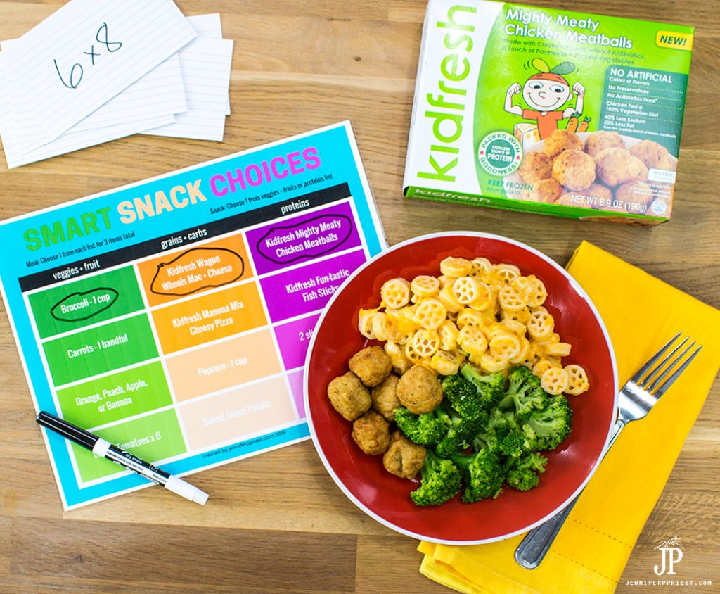 #KeepingMomsCool [AD] Back to school is BUSY. Help the kids eat healthy with this FREE printable snack and meal planning chart. Printable by jenniferppriest at http://jenniferppriest.com/mom-hack-printable-snack-chart-for-back-to-school