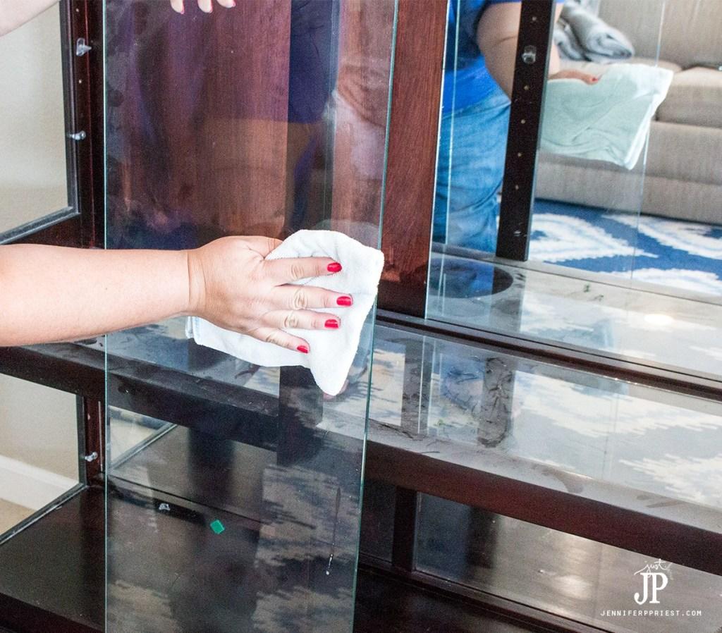 clean-curio-cabinet-clean-glass-jenniferppriest