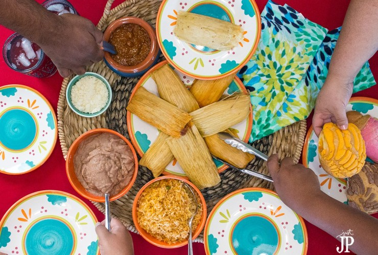 A Tamale Family Tradition – Hispanic Heritage Month