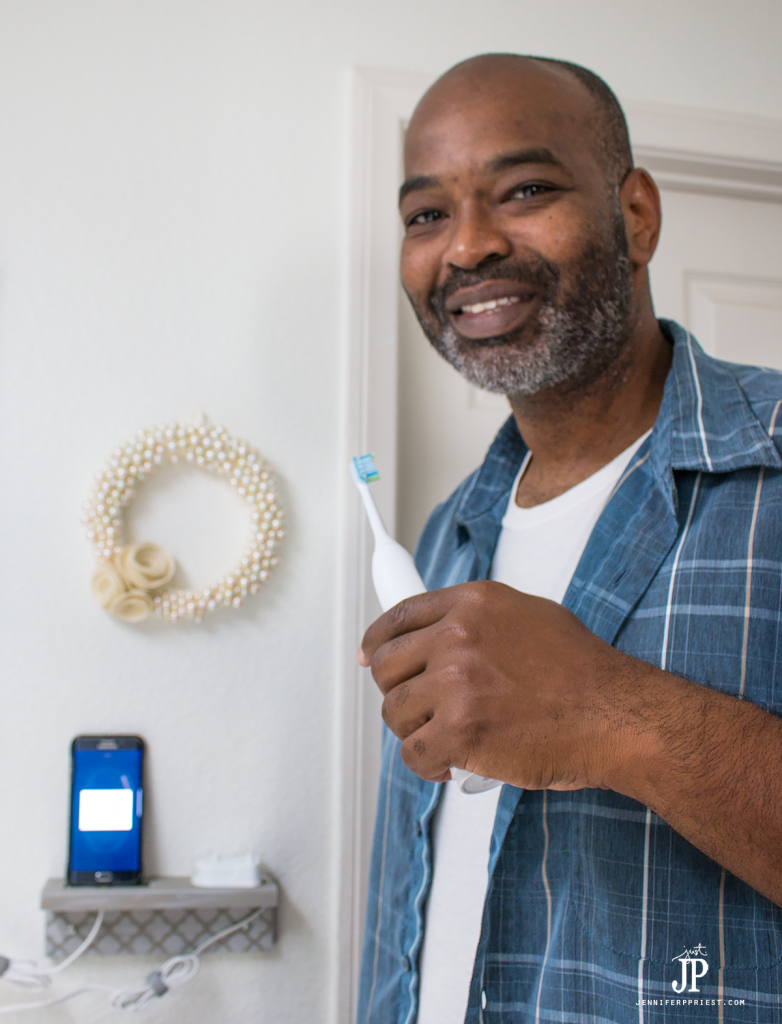 how-to-use-new-philips-sonicare-flexcare-connected-jenniferppriest