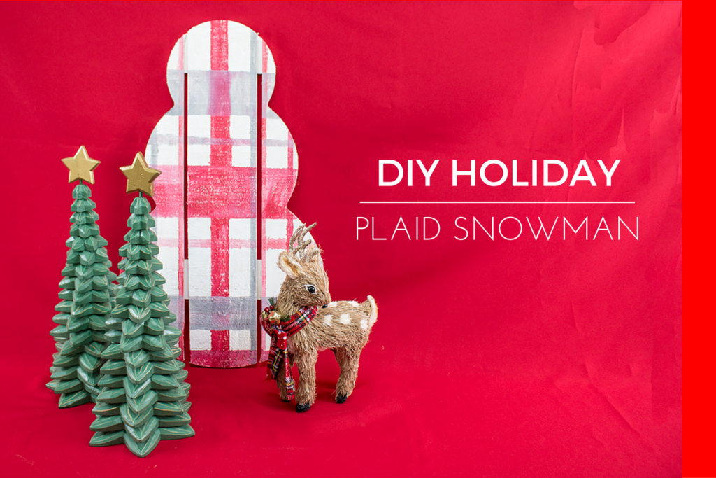 how-to-paint-plaid-snowman