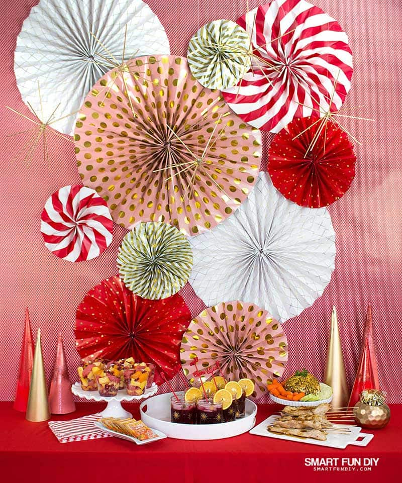 Handmade Christmas Party Decorations On A Budget from i0.wp.com