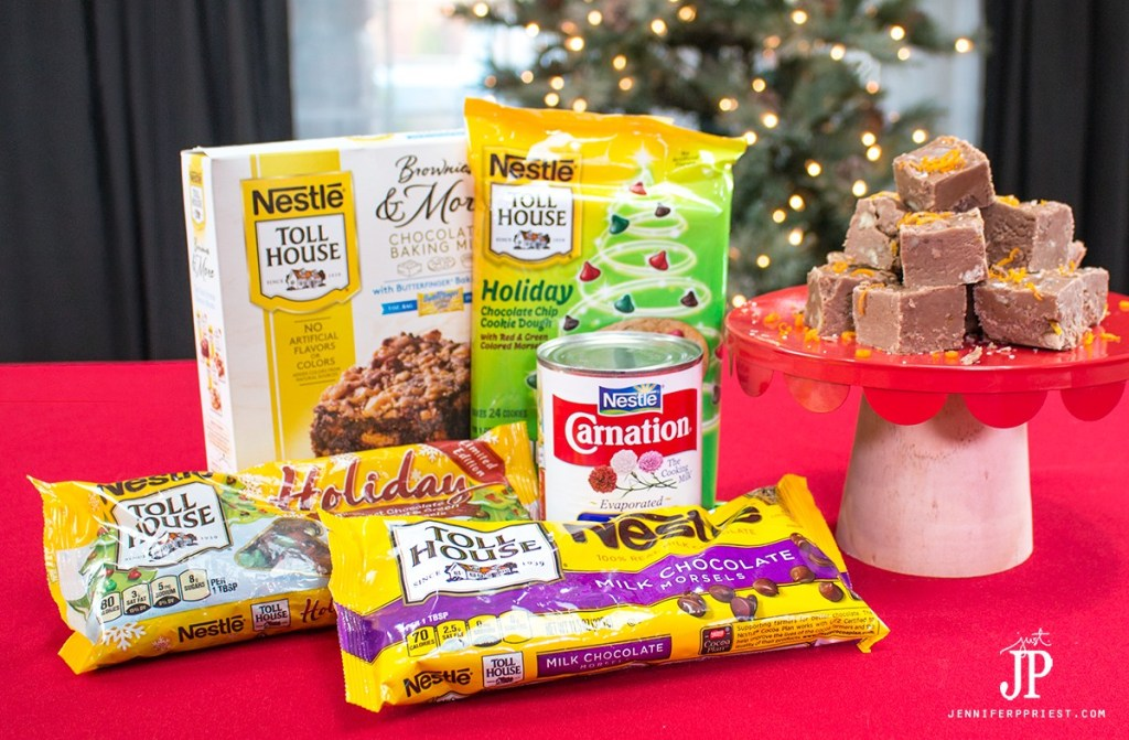 Find NESTLÉ® products in the baking aisle at Walmart. Find more holiday recipe inspiration on the Nestlé Flavorful Moments Pinterest Board.