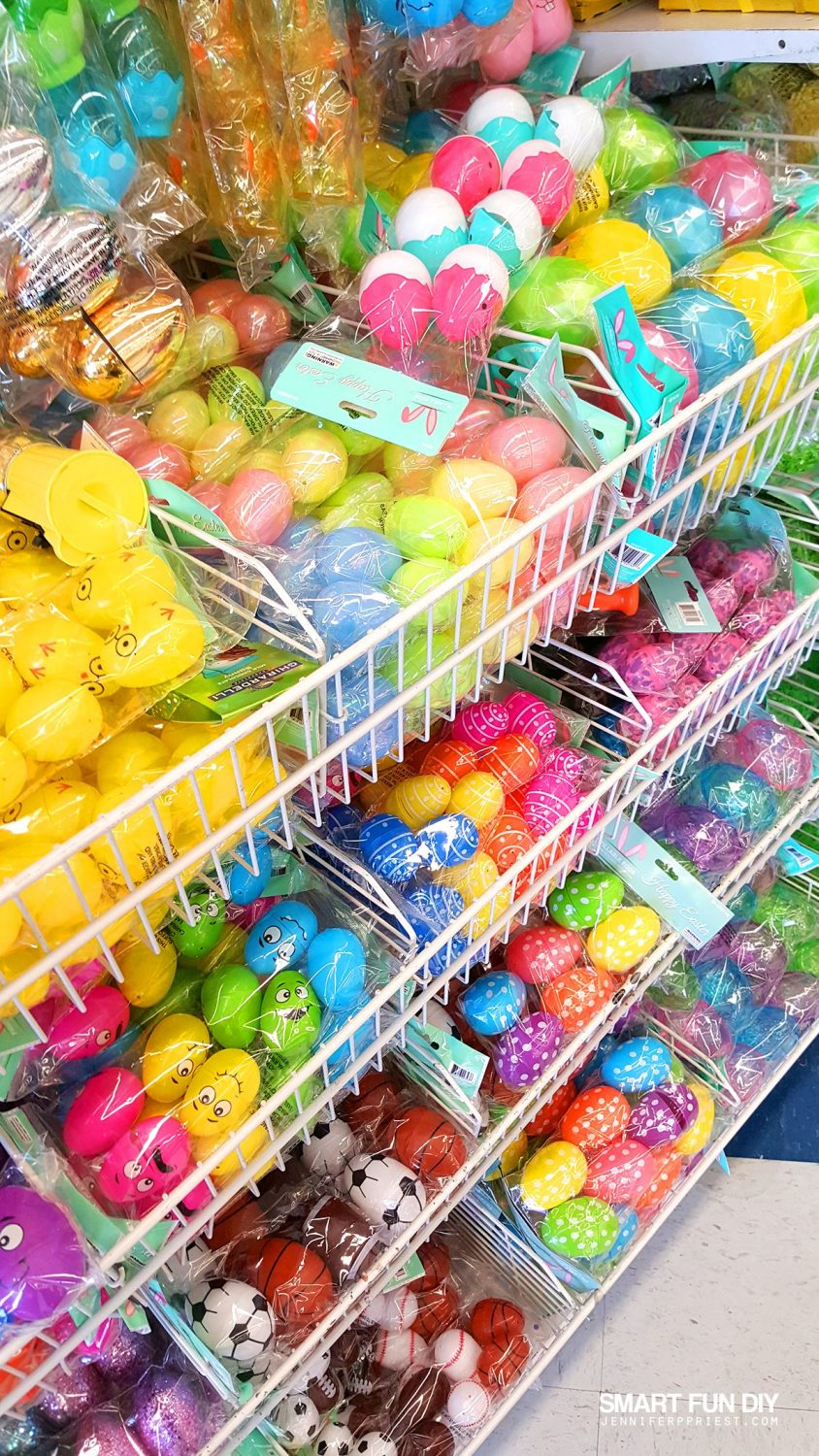 Get the best plastic Easter eggs at 99 Cents Only Stores