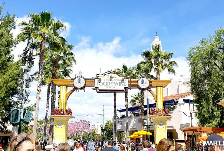 Disney California Adventure Food & Wine Festival – Best Tips for Making the Most of it!
