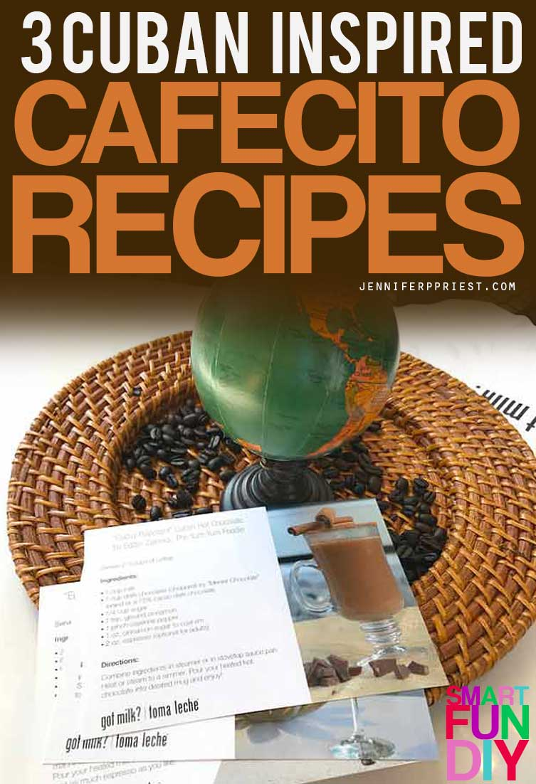 Cuban coffee recipes - 3 Cuban inspired recipes to try at home, a look at the Coffee Ripples app for latte art, and the best chocolate for coffee drinks!
