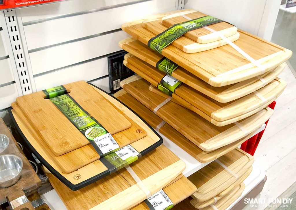 Bamboo Cutting Board JCPenney https://www.smartfundiy.com/mothers-day-lunch-grilled-eggplant/ #SoWorthIt