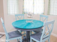 Diy Chalk Paint Kitchen Table. painting dining room table ...