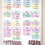 Free Diy Chore Chart Printable The Last Chore Chart You