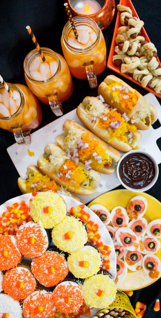 Halloween Kids Party Ideas.How To Make Halloween Party Food Kids Will Love