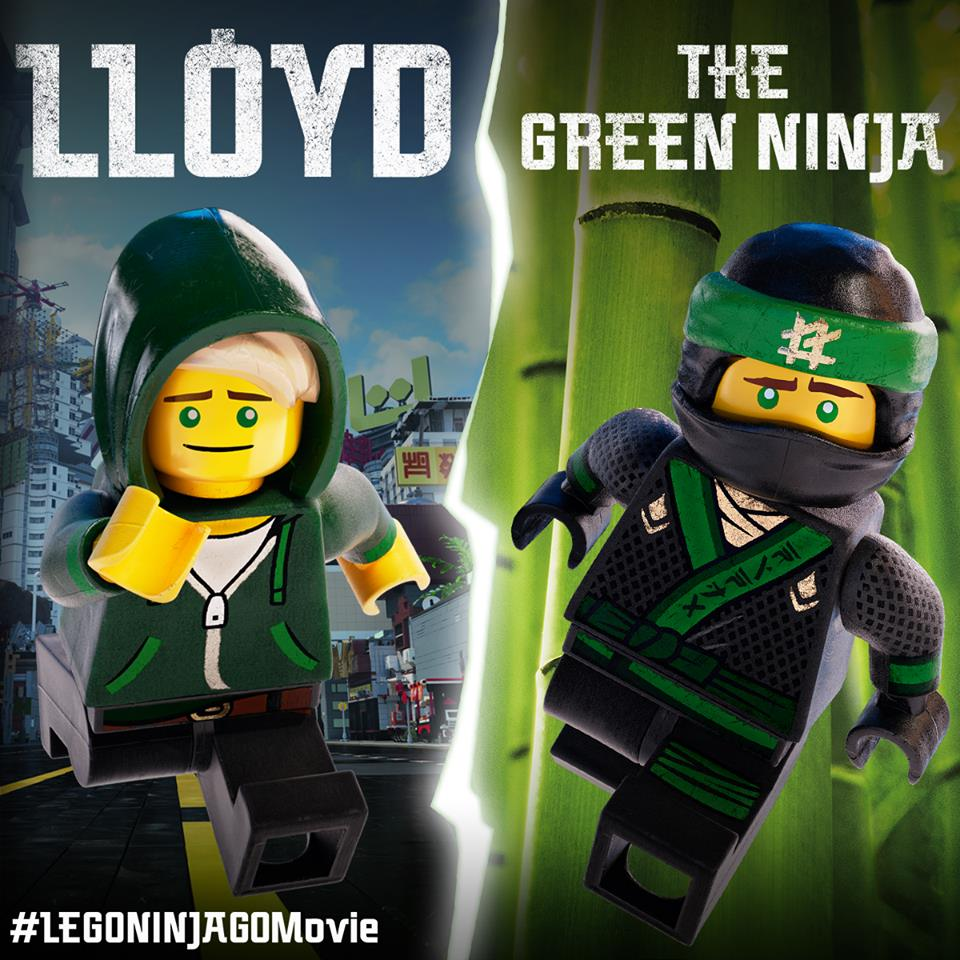 Diy Lego Ninjago Movie Costume Reversible Green Ninja Lloyd Costume