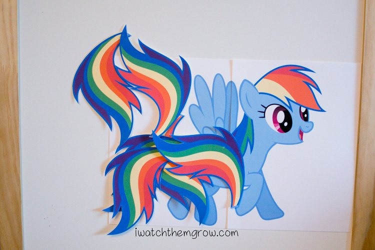 My Little Pony Party Ideas - Smart Fun DIY