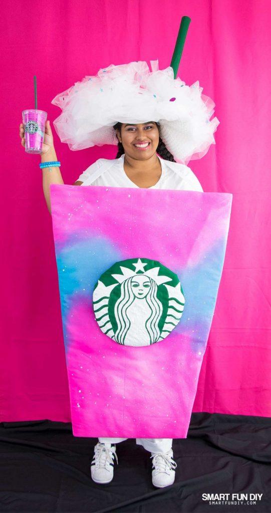 Diy Unicorn Frappuccino Costume