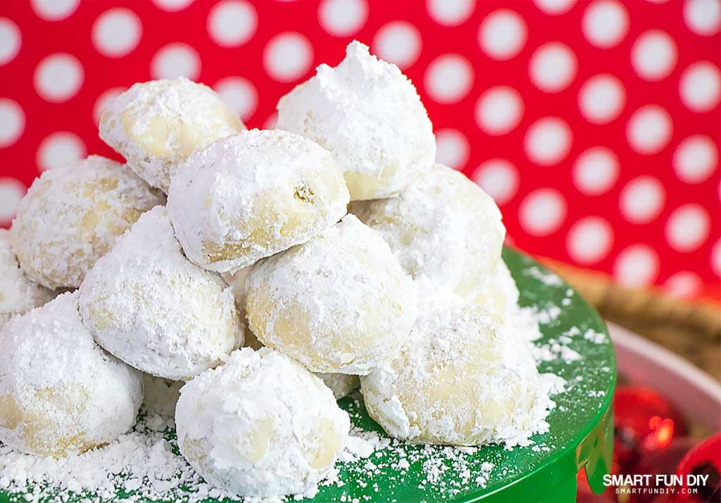 Recipe For Mexican Wedding Cakes The Best Christmas Cookie That Everyone Will Love
