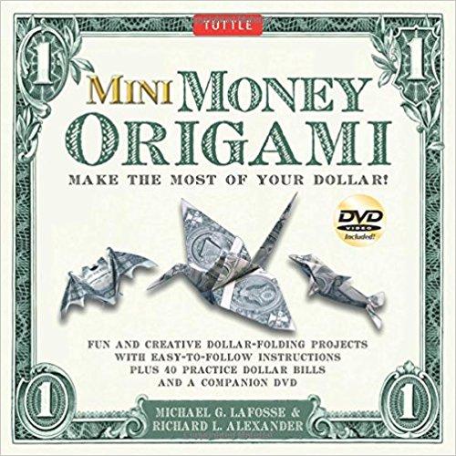 Money Origami Booties - YouTube | 500x500