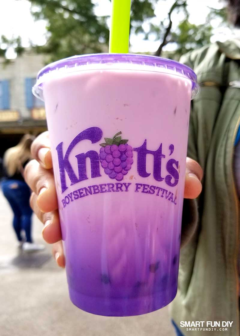 Boysenberry Boba