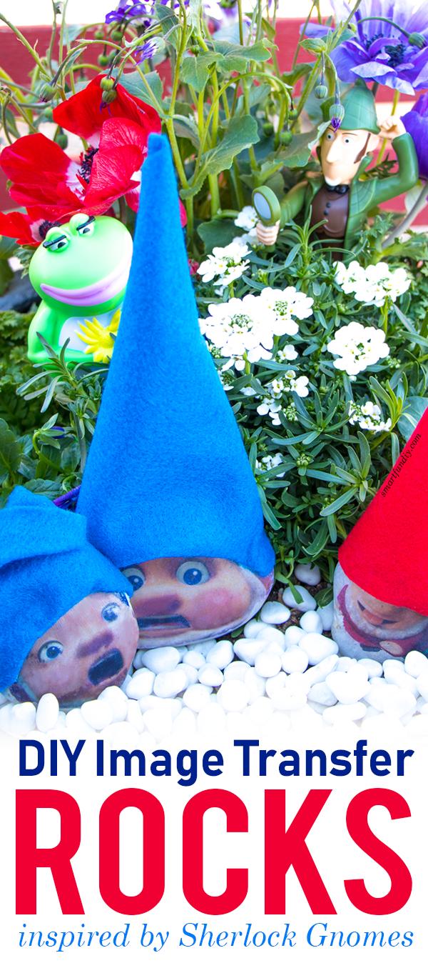 Gnomeo and Juliet craft ideas