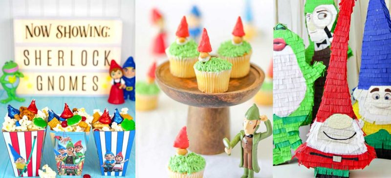 Gnomeo and Juliet craft ideas