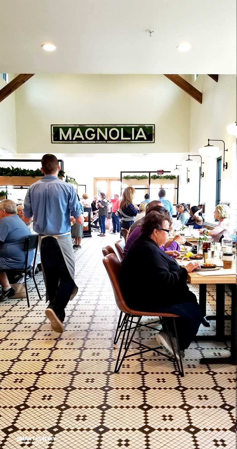 Magnolia Table restaurant dining hall