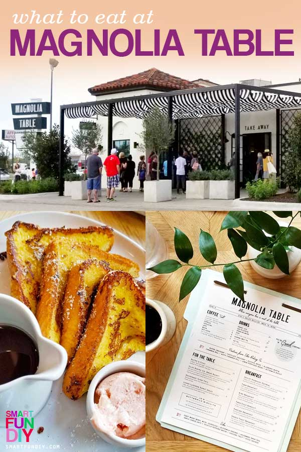 What to eat Magnolia Table restaurant - image of restaurant , menu, and french toast