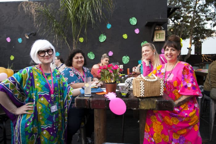 Craftcation Golden Girls Party 2018