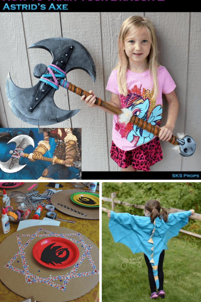 How To Train Your Dragon Party Ideas With Astrid