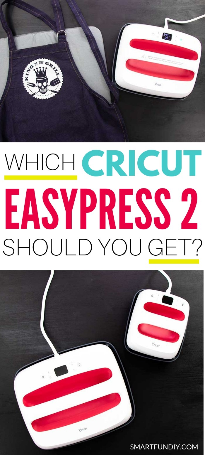 What's the Best Cricut EasyPress 2 for Me?