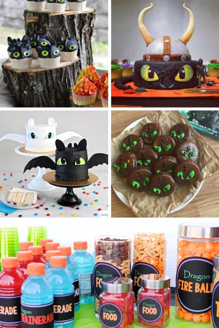 Awe Inspiring 50 Best How To Train Your Dragon Party Ideas Smart Fun Diy Personalised Birthday Cards Veneteletsinfo