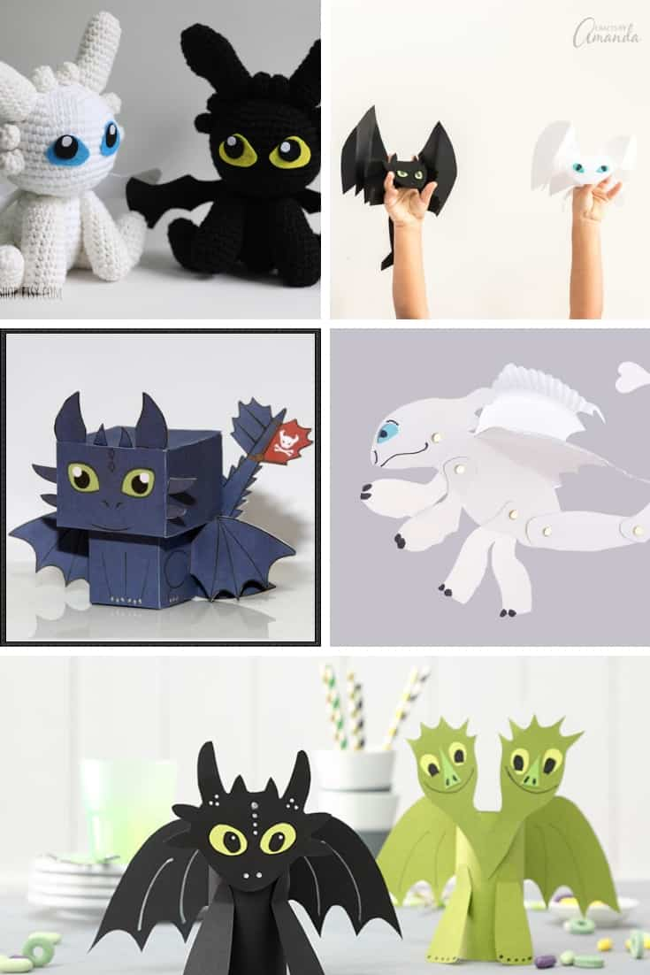 Toothless HTTYD party ideas