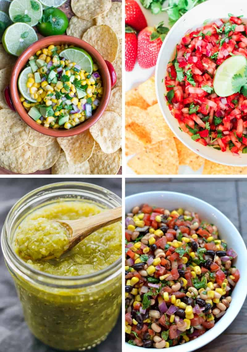 Best Salsa Recipes for Cinco de Mayo