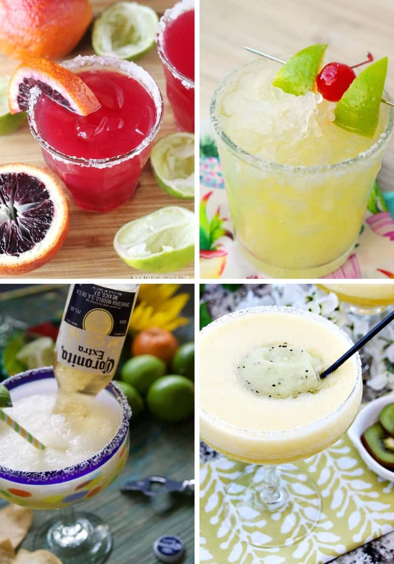 Best Margarita Recipes for Cinco de Mayo