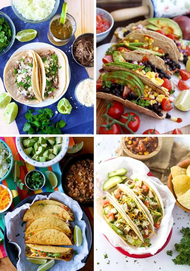 The Best Taco Recipes for Cinco de Mayo