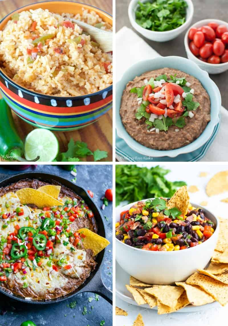 Best Mexican Bean and Rice Recipes for Cinco de Mayo
