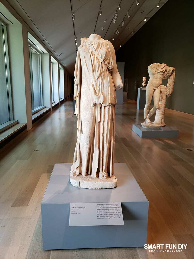 The Mary and Michael Jaharis Galleries of Greek, Roman, and Byzantine Art