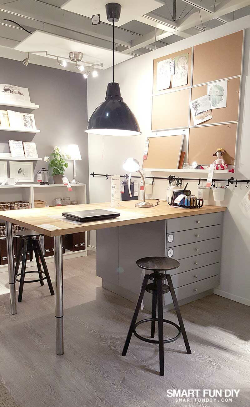 The Absolute Best Ikea Craft Room Ideas The Original