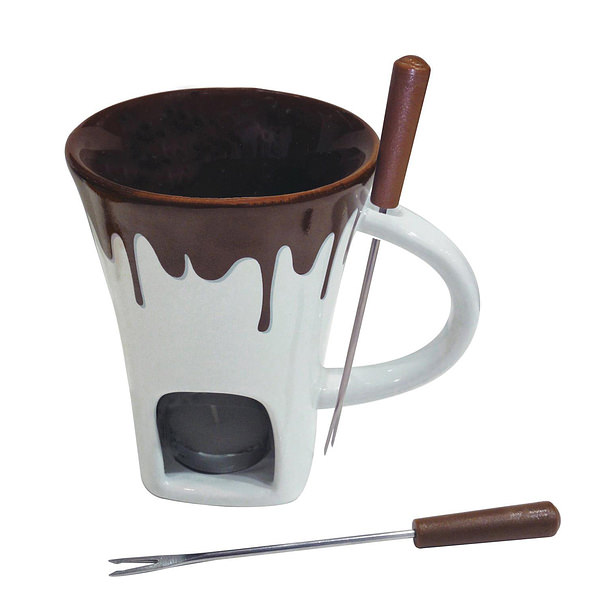 SWISSMAR チョコフォンデュセット チョコ
