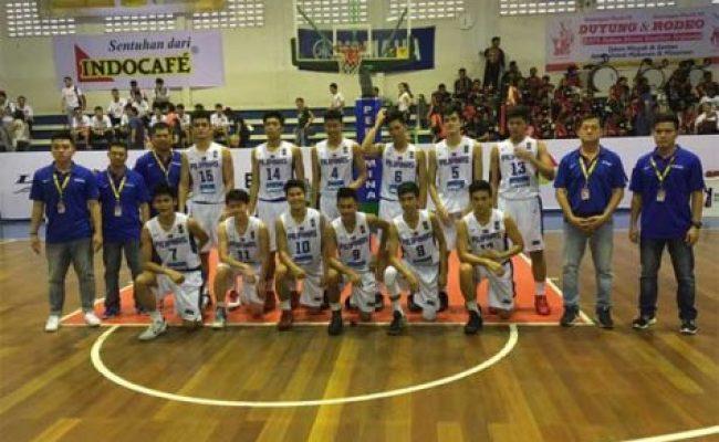 Seaba U18 Batang Gilas Defeats Singapore By 35 Gilas