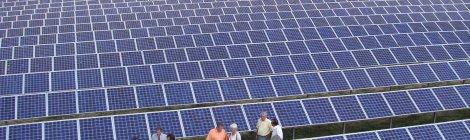 Próxima planta solar en las cercanías volcán Miravalles