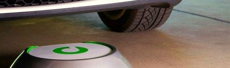Recargar sin cables vehículos eléctricos?